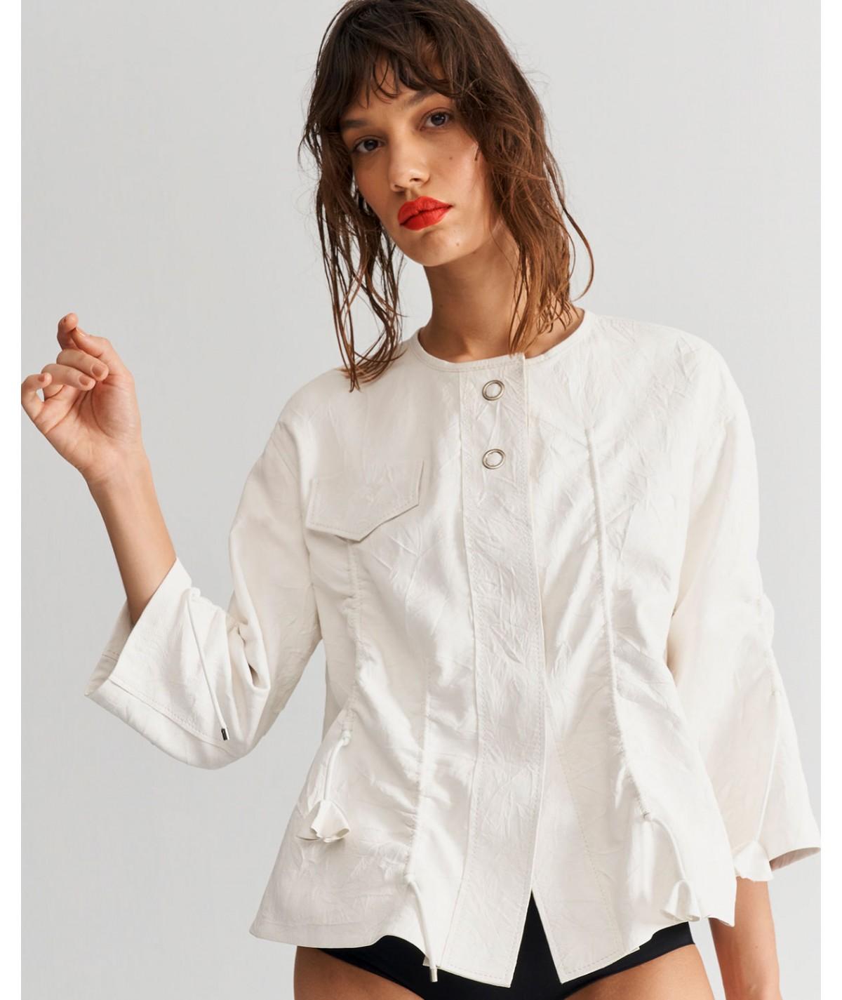 Briviba Deri Bluz